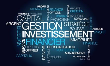 Gestion investissement financier