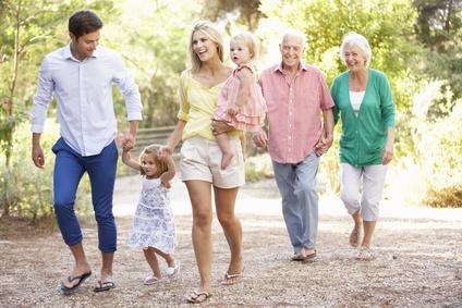 donation transgénérationnelle famille